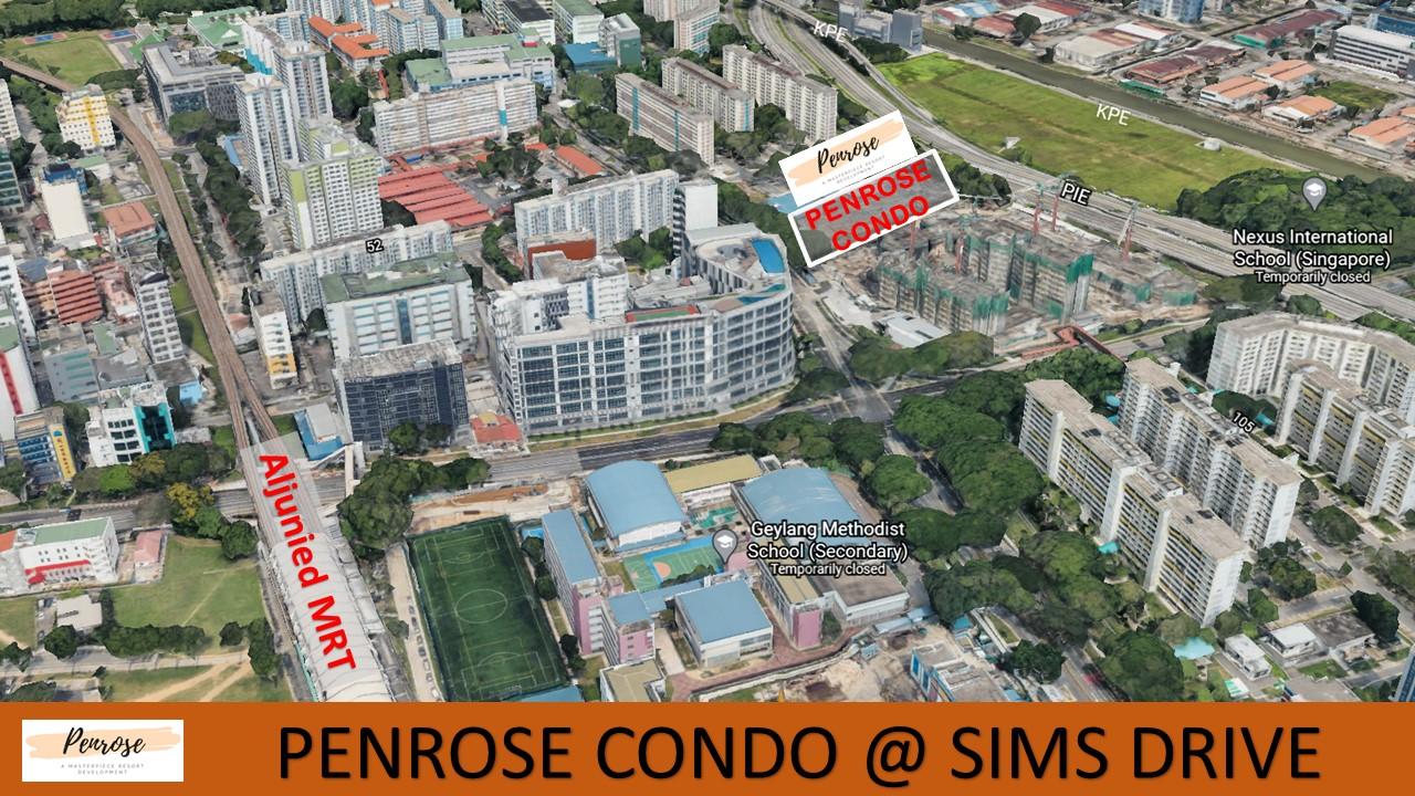 Penrose-Condo-Location-Map-Singapore